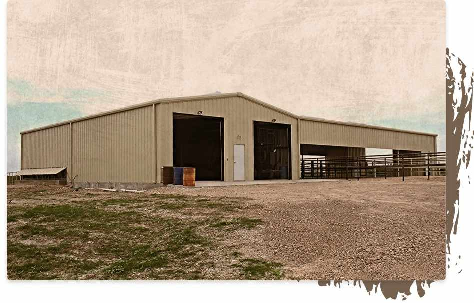 Metal Building Construction Throughout South Texas