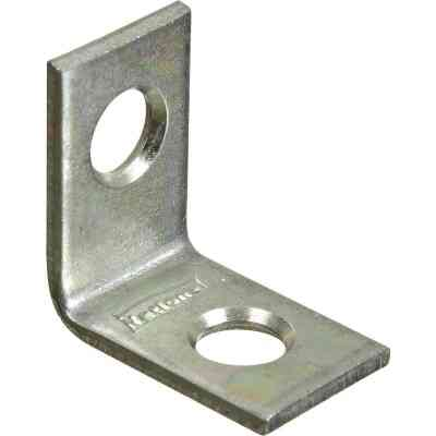 National Catalog 115 3/4 In. x 1/2 In. Zinc Corner Brace