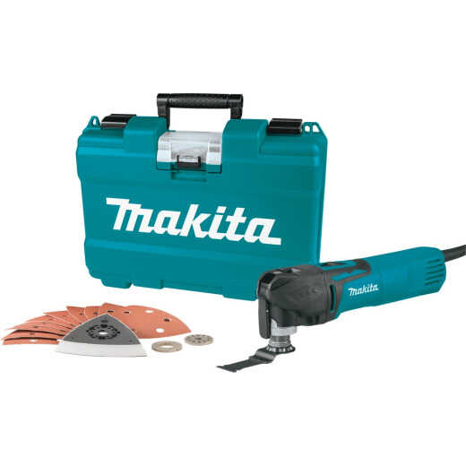 Makita 3-Amp Oscillating Tool Kit