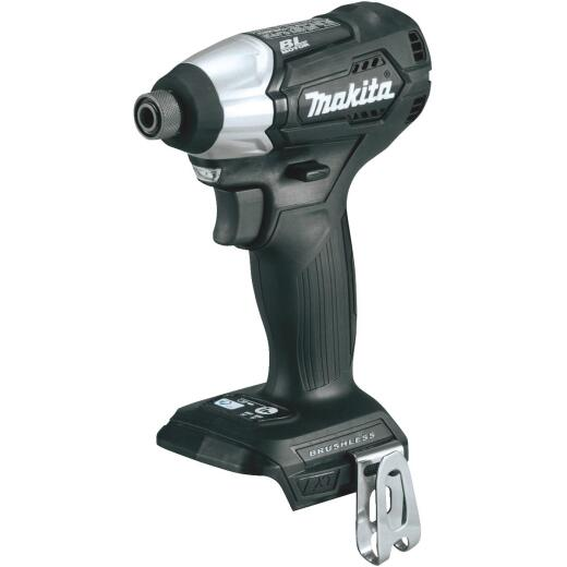 Makita 18 Volt LXT Lithium-Ion Brushless 1/4 In. Hex Sub-Compact Cordless Impact Driver (Bare Tool)