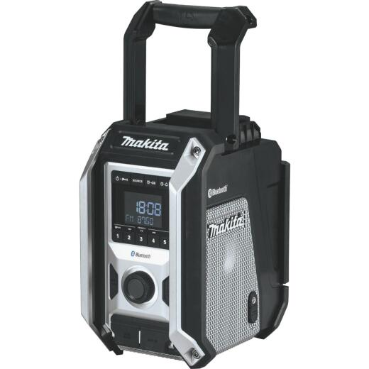Makita 18 Volt LXT/12 Volt max CXT Lithium-Ion Bluetooth Cordless Jobsite Radio (Bare Tool)
