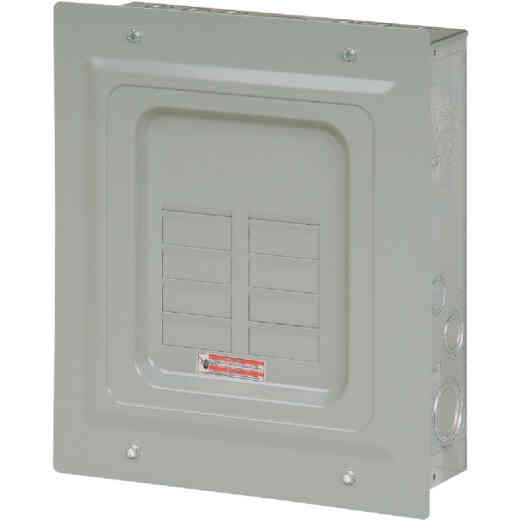 Eaton BR 125A 4-Space 8-Pole Indoor Main Lug Load Center
