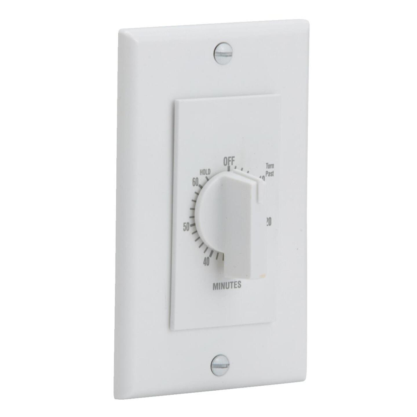 Broan White Fan Control Switch Image 1