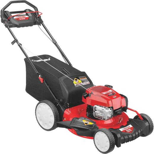 Troy-Bilt 21 In. 163cc Honda High Wheel Rear Wheel Drive Self-Propelled Gas Lawn Mower