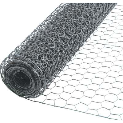 Do it 1 In. x 24 In. H. x 150 Ft. L. Hexagonal Wire Poultry Netting