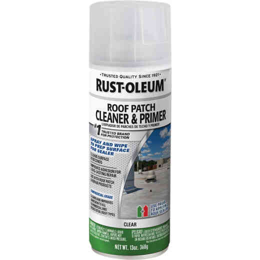 Rust-Oleum 13 Oz. Roofing Patch Cleaner & Primer Spray